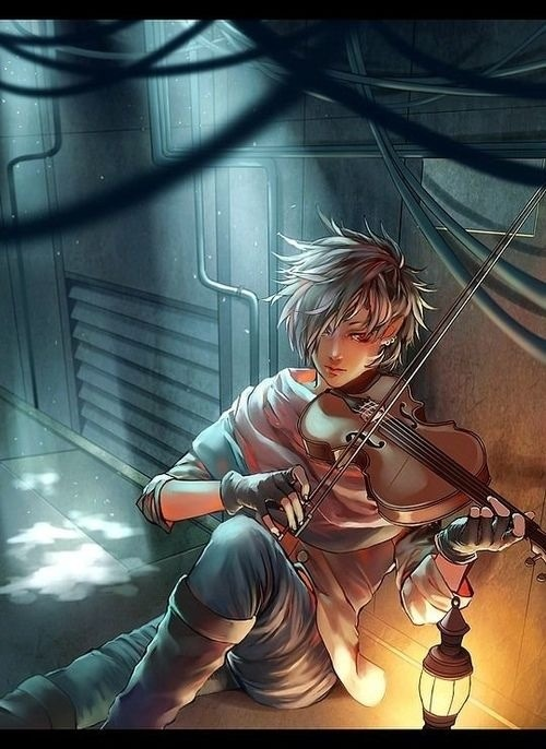 shh violin
